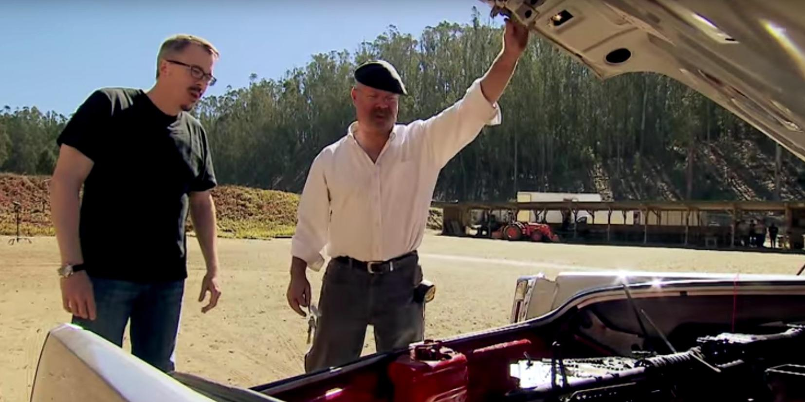 'Mythbusters' built a real rotating machine gun to test out the epic final scene in 'Breaking Bad' — here's how it fared