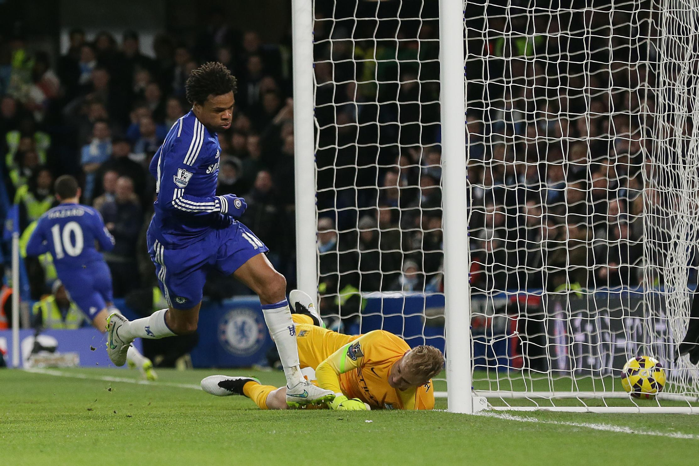 Chelsea draws with Man City; Madrid rolls without Ronaldo