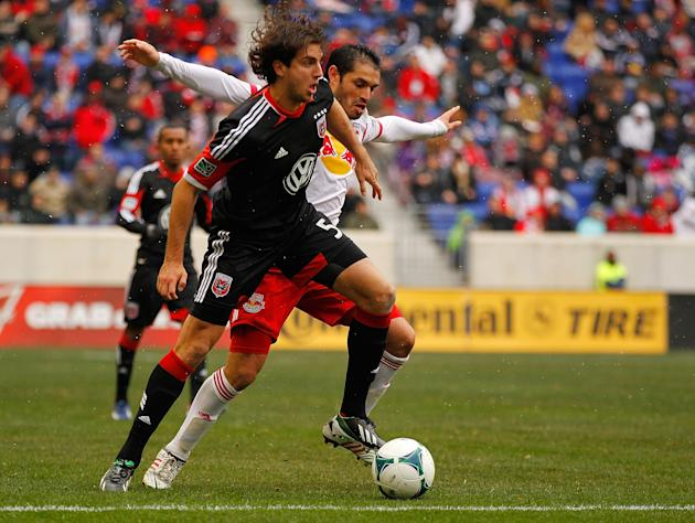 DC United v New York Red Bulls