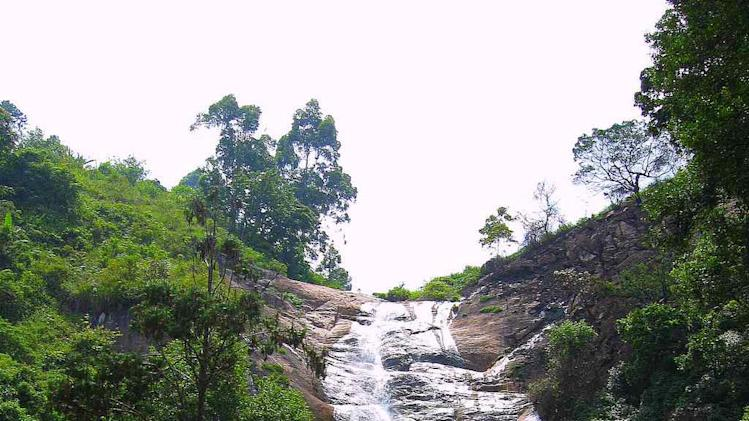 Waterfalls of India