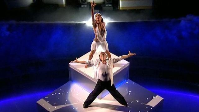 'DWTS' Finale Night One: Melissa & Tony Score Big
