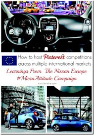 How to Host Pinterest Competitions Across Multiple International Markets Nissan Europe Case Study image How to host Pinterest competitions across multiple international markets learnings from the Ni