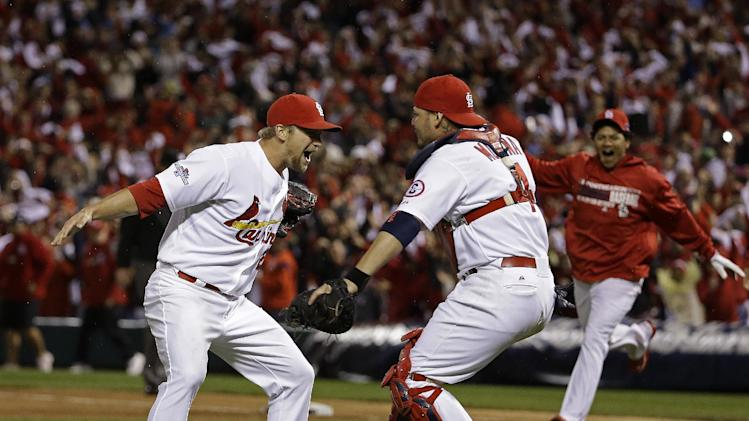 Cardinals' farm system produces World Series team
