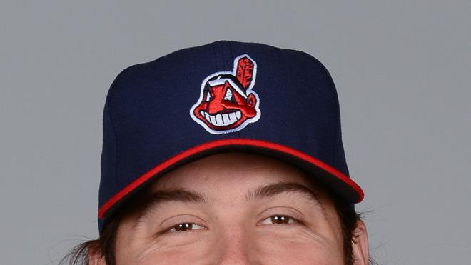 Chris Perez Baseball Headshot Photo