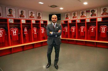 Guardiola surrenders Bayern Munich dressing room to players
