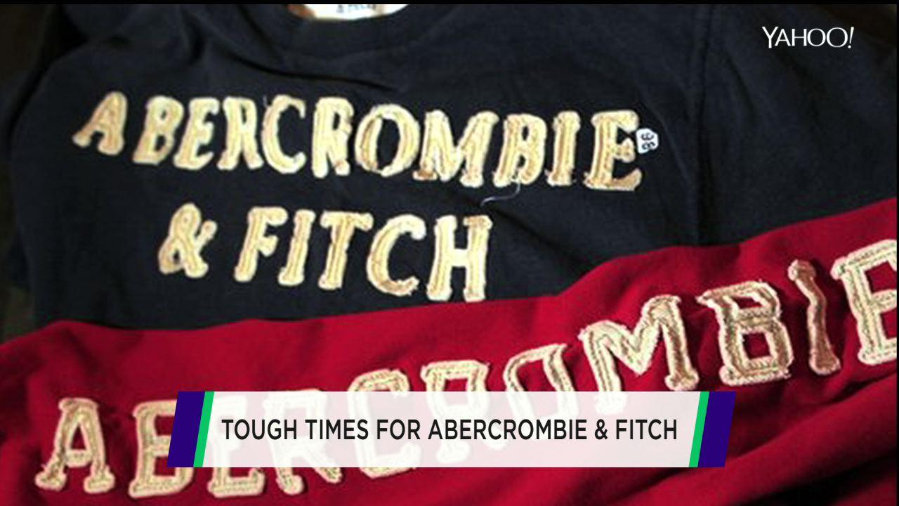 Abercrombie's growing pains