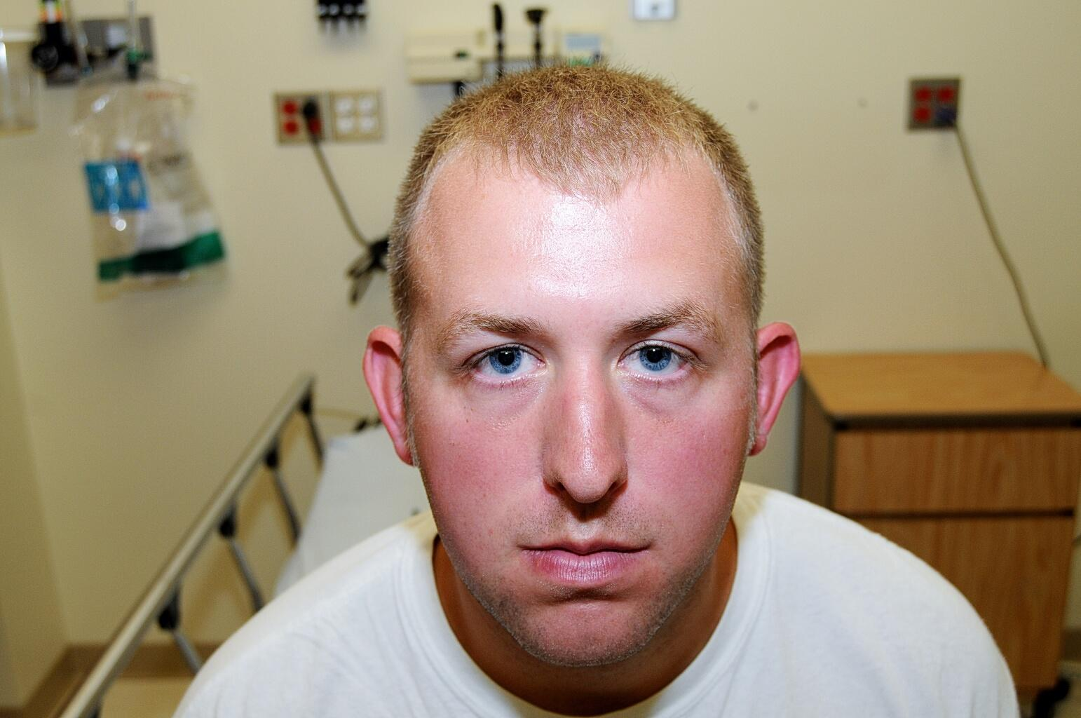 Darren Wilson opens up a year after Michael Brown's death