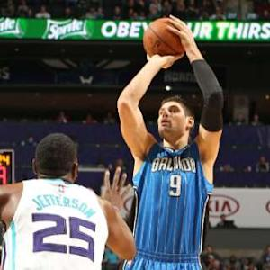Magic vs. Hornets
