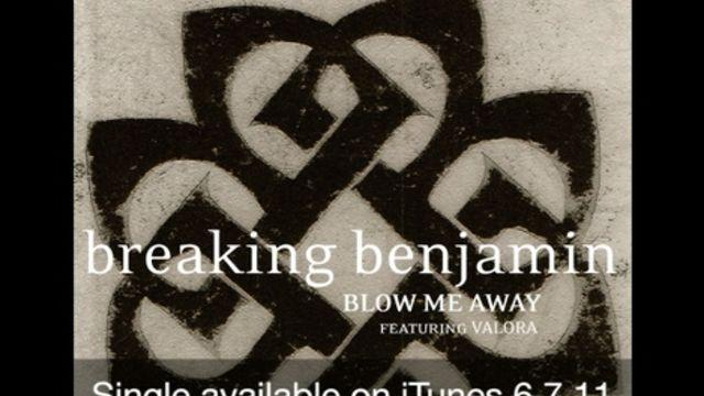 Blow Me Away (Audio)