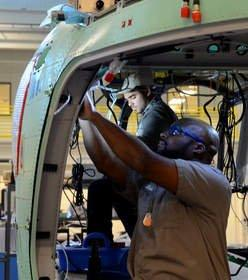 EADS North America Delivers 250th On-Time, On-Budget UH-72A Lakota Helicopter to U.S. Army