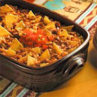 Weight Watchers Points Plus Taco Casserole