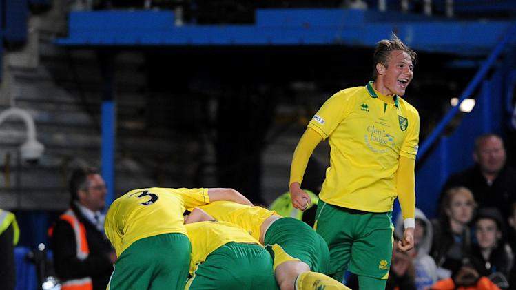 Soccer - FA Youth Cup - Final - Second Leg - Chelsea v Norwich City - Stamford Bridge