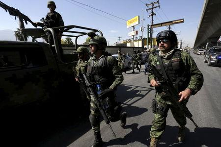 Drug cartel battle kills 52 in northeastern Mexican prison