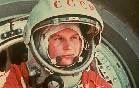 Major Milestone: 50 Years of Women in Space