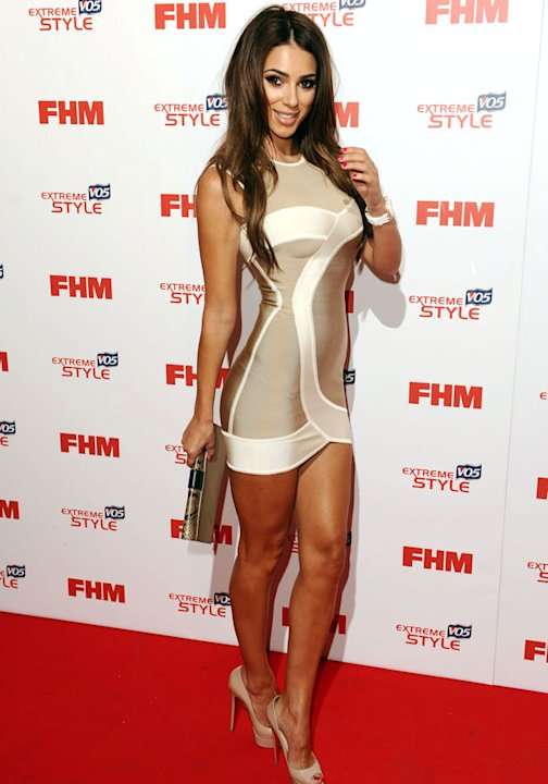 FHM Sexiest Women Awards: Georgia Salpa
