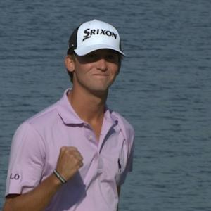 Smylie Kaufman's commanding win at United Leasing