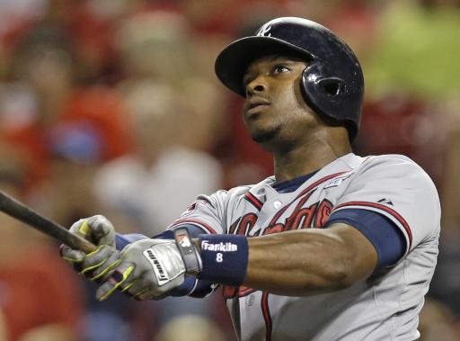 AP source: Padres to acquire OF Justin Upton from Braves