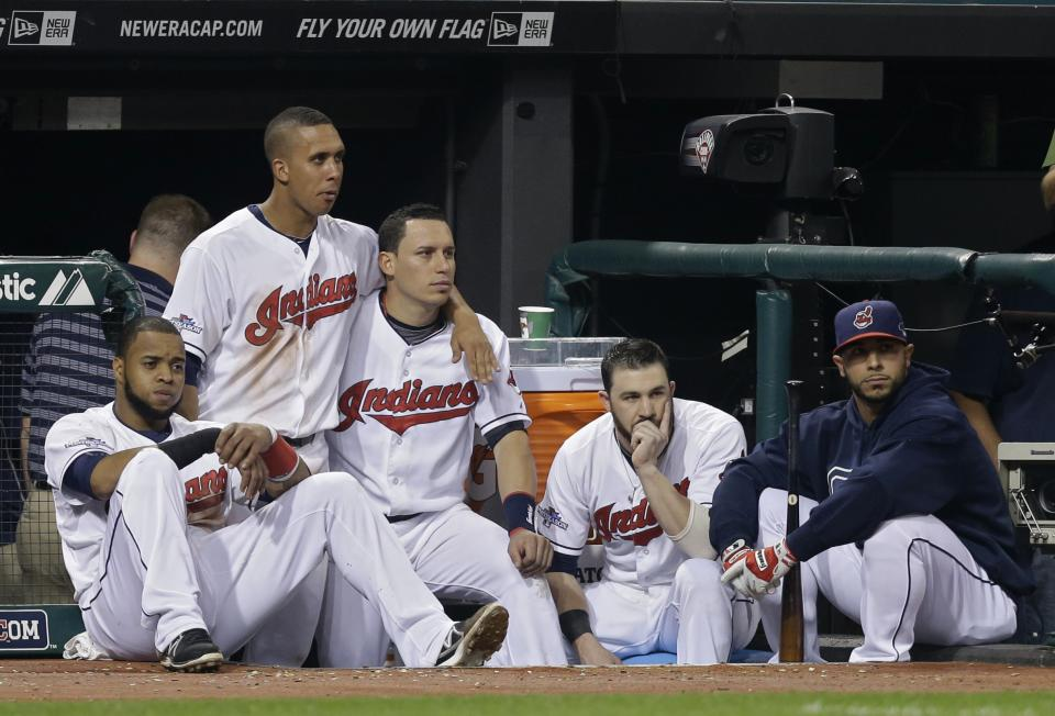 Indians savor unforgettable run in 2013 season