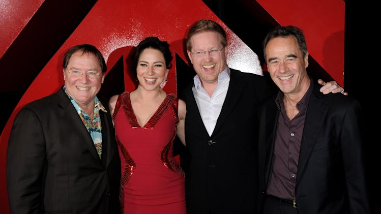"Premiere Of Walt Disney Pictures' ""John Carter"" - Red Carpet"