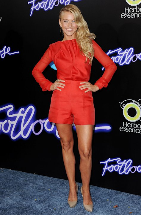 Footloose LA Premiere 2011 Julianne Hough