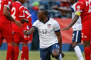 Jozy Altidore allows goals to do talking for him