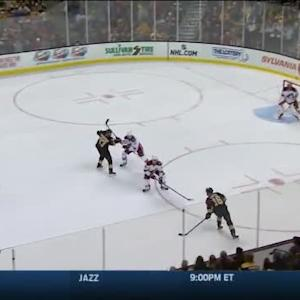 Coyotes at Bruins / Game Highlights