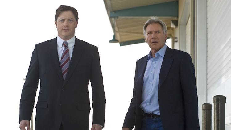 Extraordinary Measures production photos CBS Films 2010 Harrison Ford Brendan Fraser