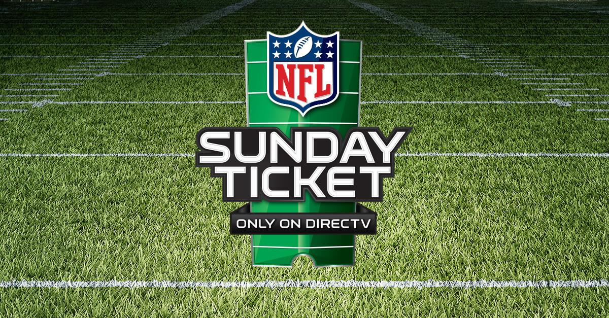 A great time to upgrade to NFL SUNDAY TICKET