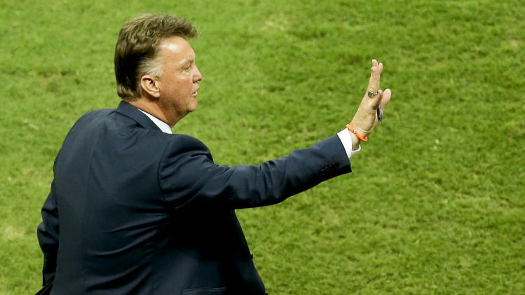 Van Gaal: Dutch squad most driven I've worked with