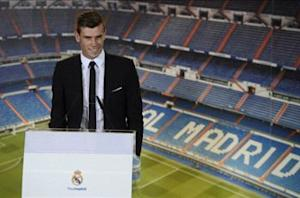 Bale reveals Ronaldo was major factor in Madrid move