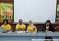 Bersih adamant on holding rally at Dataran