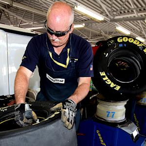 The Drive for Superior Performance presented by Goodyear: Track Engineer