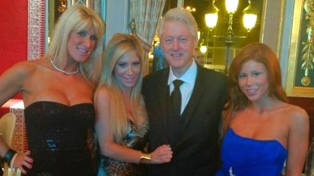 Should We Care if Bill Clinton Posed with Porn Stars?