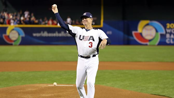 Mexico v United States - World Baseball Classic - First Round