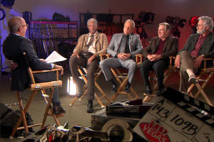 Robert De Niro, Michael Douglas, Morgan Freeman and Kevin Kline Guest-Hosting 'Today'