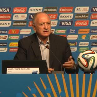 We can be champions - Scolari