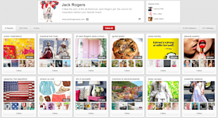 Jack Rogers: Making Social Media Marketing Chic image jack rogers pinterest