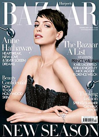 "Anne Hathaway: ""I'm Not Rihanna . . .I've Got No Sex Appeal"""