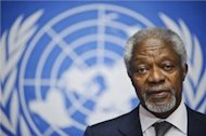 Annan 'appalled' by reports of Syria killings