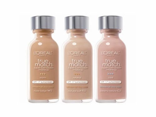 Liquid Foundation/Concealer