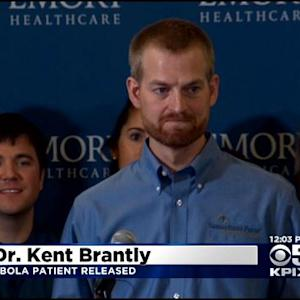 Americans Treated For Ebola Virus Discharged From Atlanta Hospital