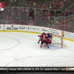 Cory Schneider Save on James Neal (04:51/2nd)