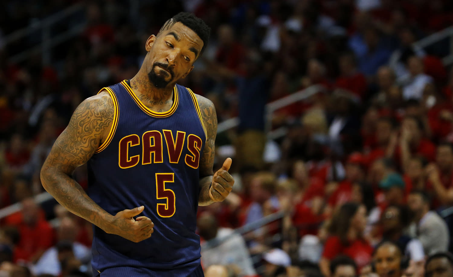 LeBron James told the Cavs to make the J.R. Smith trade that saved Cleveland's season