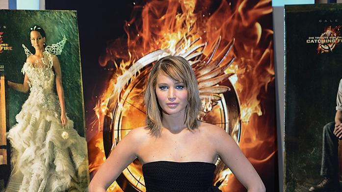 'The Hunger Games:Catching Fire' Photocall - The 66th Annual Cannes Film Festival