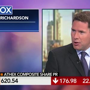 There Will Be Bargains in Greece Markets: Richardson
