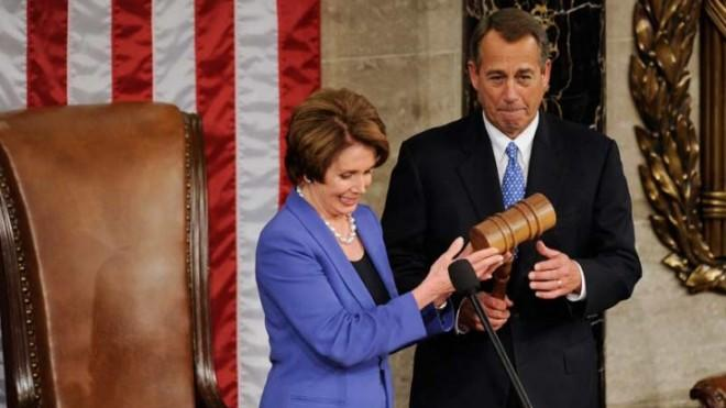 Will House Speaker John Boehner be forced to give up his gavel?