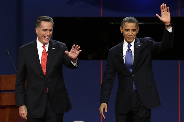 Obama's story, Romney's story, and the truth