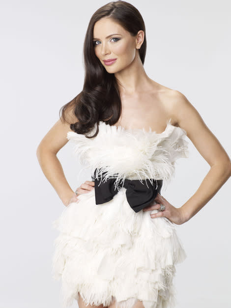 The spotlight turns on Georgina Chapman in 'Project Runway Spotlight: Marchesa'