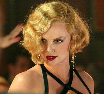 Charlize Theron as Gilda Besse in Sony Pictures Classics' Head in the Clouds