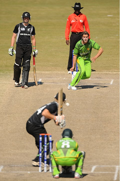 ICC U19 Cricket World Cup 2012 - Pakistan v New Zealand